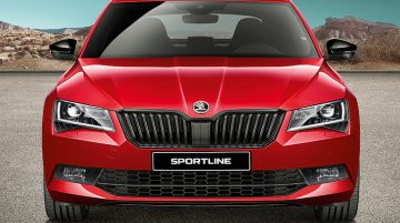 Skoda Superb Sportline launched in India, priced from INR 28.99 lakh