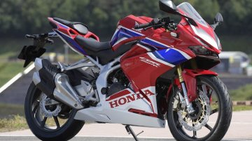 Honda CBR250RR with CBR1000RR-inspired 'Tricolor' coming to Japan