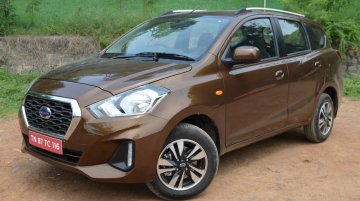 Datsun GO and Datsun GO+ to gain CVT option by next month