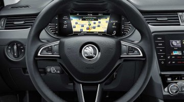 First Skoda Octavia units with Virtual Cockpit arrive at Indian dealers