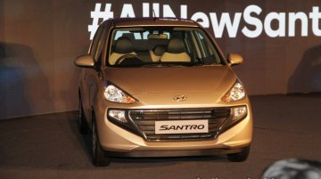 2019 Hyundai Santro launched, Prices start at INR 3.89 lakhs