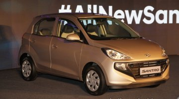 No plans for Hyundai Santro EV, says Y K Koo - Report [Video]