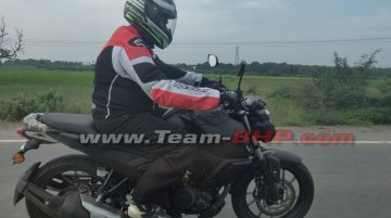 Next-gen 2019 Yamaha FZ Fi spied for the first time