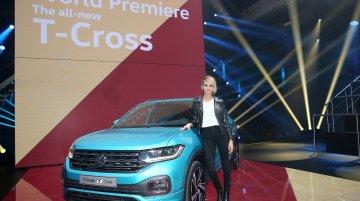 VW T-Cross - Image Gallery