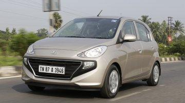 Hyundai Santro starting price hiked by INR 25,000