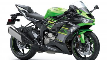 Kawasaki Ninja ZX-6R deliveries commence in India