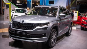 Skoda Kodiaq petrol to be launched in India in 2020 - Report
