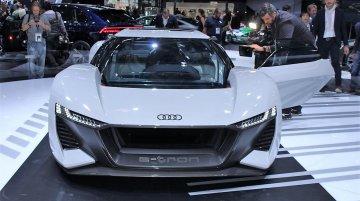 Audi PB18 e-Tron concept - Motorshow Focus