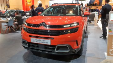 All-new Citroen C5 Aircross (India-bound) - Motorshow Focus