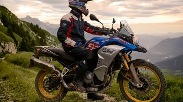 Get up to INR 4 lakh discount on select BMW GS models at Mumbai dealership