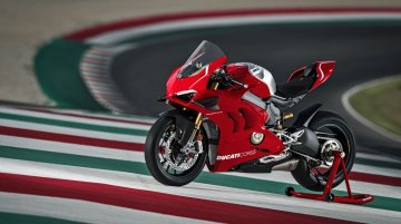 First two Ducati Panigale V4 R bikes to be delivered in India in August