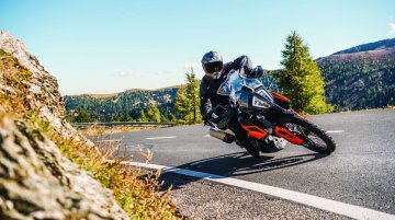 KTM 790 Adventure launched in the USA at $12,499