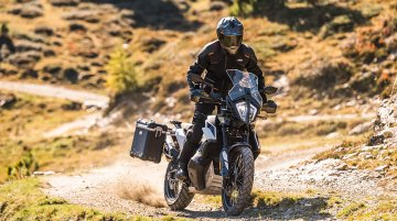 KTM 790 Adventure & 790 Adventure R prices for European market revealed