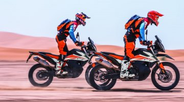EICMA 2018: KTM 790 Adventure range revealed - India Bound?