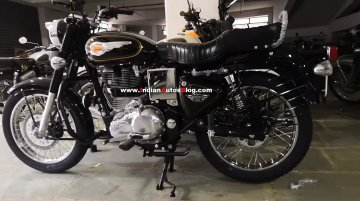 Royal Enfield Bullet 350 ABS and 350 ES ABS prices revealed