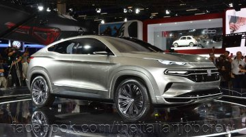 Fiat Fastback concept unveiled at Sao Paulo Motor Show 2018 [Video]