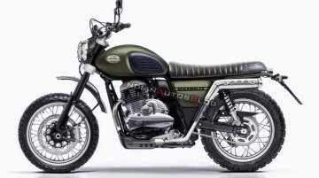 Jawa 300 Scrambler not coming to India anytime soon