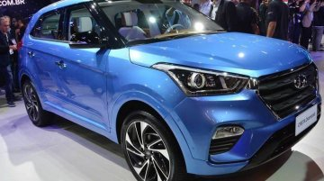 Hyundai Creta Diamond concept unveiled at Sao Paulo Auto Show [Video]