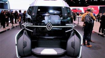 Renault EZ-PRO - Motorshow Focus