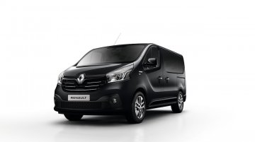 Renault Trafic platform-based van could revive the Mitsubishi L300 - Report