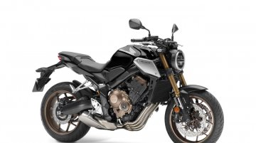 2021 Honda CB650R Middleweight Naked Bike Launched in India