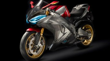 EICMA 2018: Kymco SuperNEX electric superbike breaks cover