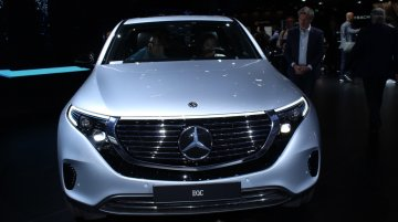 Mercedes EQC electric SUV - Motorshow Focus