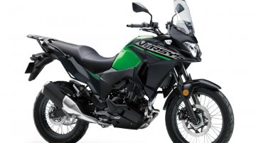 2019 Kawasaki Versys X 300 comes with new paint scheme