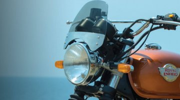 Royal Enfield 650 Twins to be available 40 official accessories in India
