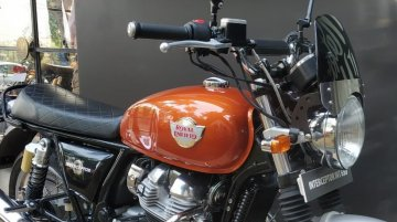 Royal Enfield pips Yamaha to become India's fifth-largest two-wheeler brand