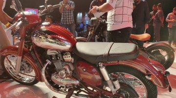 'Jawa' launched in India at INR 1.64 lakh; Deliveries to begin from January 2019