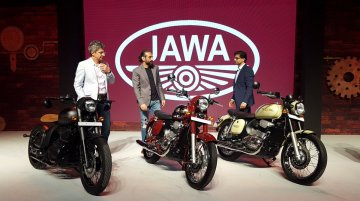 Deliveries of Jawa motorcycles confirmed to begin next month