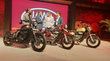 Jawa bikes command a waiting periods of up to 10 months - Report