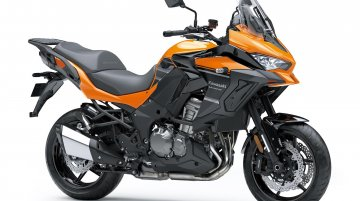 New Kawasaki Versys 1000 bookings open in India; Launch next year