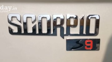 Feature-laden Mahindra Scorpio S9 launched at INR 13.99 lakh [Video]