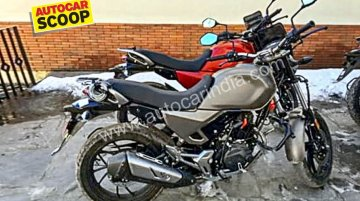 Hero XPulse 200 & XPulse 200T spied testing for the first time