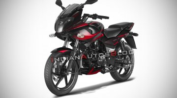 Bajaj Pulsar 220F ABS launched at INR 1.05 lakh