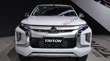 2019 Mitsubishi Triton (facelift) at 2018 Thai Motor Expo - Live