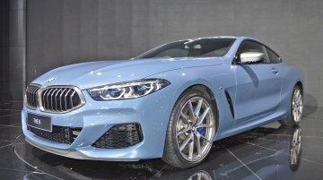 2019 BMW 8 Series Coupe at 2018 Thai Motor Expo - Live