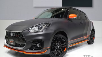 Suzuki Swift Sport Auto Salon Version at 2018 Thai Motor Expo - Live