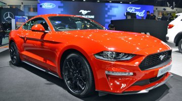 New Ford Mustang (facelift) finally confirmed for India - Report