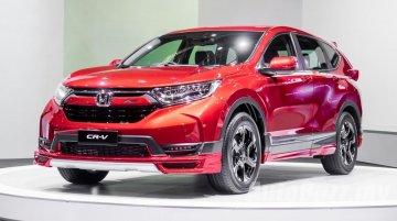 Honda CR-V Mugen concept debuts at KLIMS 2018
