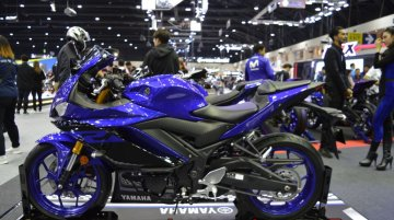 Will the 2019 Yamaha YZF-R3 go through a heavy localization program?