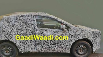 Tata Hornbill micro-SUV (Maruti Ignis rival) spied for the first time ever