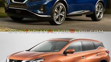 2019 Nissan Murano vs. 2014 Nissan Murano - Old vs. New