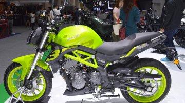 Benelli 302S - Motorshow Focus