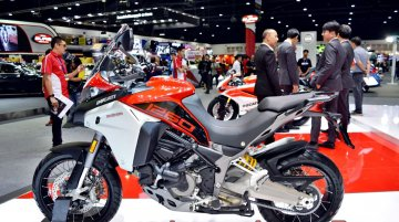 Ducati Multistrada 1260 Enduro to be launched in India on 9 July