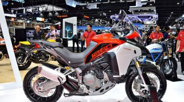 Ducati Multistrada 1260 Enduro launched in India at INR 19.99 lakh
