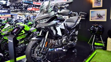 India bound 2019 Kawasaki Versys 1000 showcased at Thai Motor Expo - Live