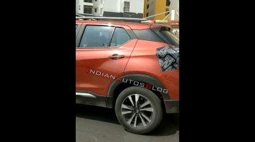 IAB reader spots Nissan Kicks on test [Video]